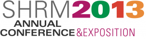 SHRM 2013 Annual Conference & Exhibition Logo