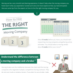 Free Infographic: How to hire the right movers thumbnail