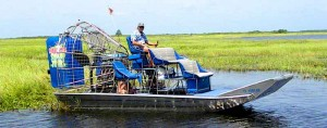 Kissimmee Swamp Tours near Orlando