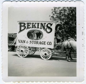 Bekins Carriage