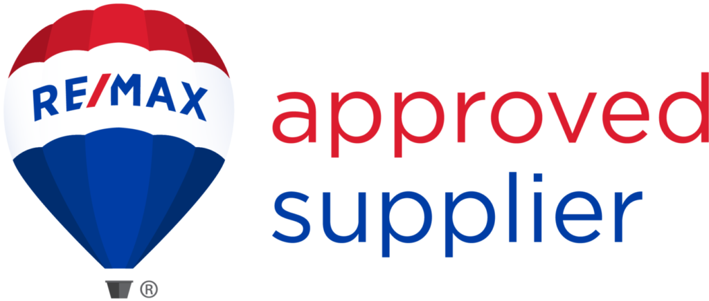 remax approved supplier badge
