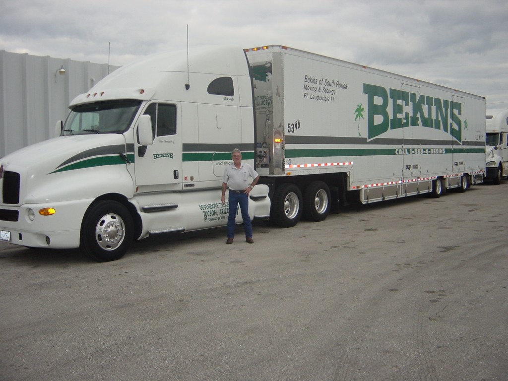 Select Bekins Of South Florida As Your Local Mover In Fort