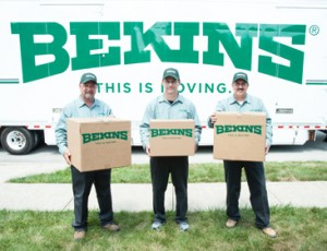 bekins moving team