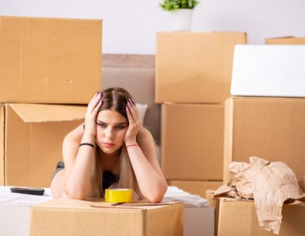 Do you have relocation depression?