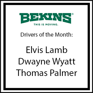 ekins Drivers of the Month - July 2016