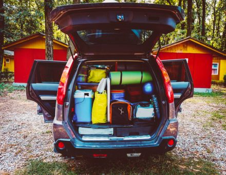 What Should I Pack in My Car On a Cross-country Move?