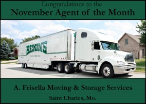 Agent of the Month
