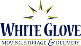 white glove moving, storage & delivery