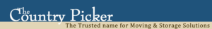 The Country Picker logo