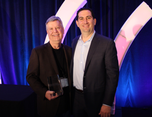 Judd and Paul Levine Agent of the Year