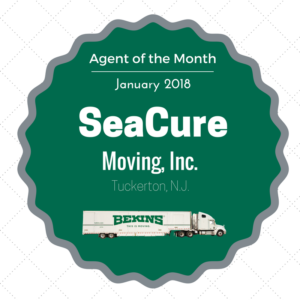 SeaCure Moving Agent of the Month