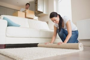 protect floors from damage on moving day