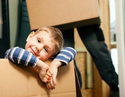 How to Help Your Child Deal With a Big Move