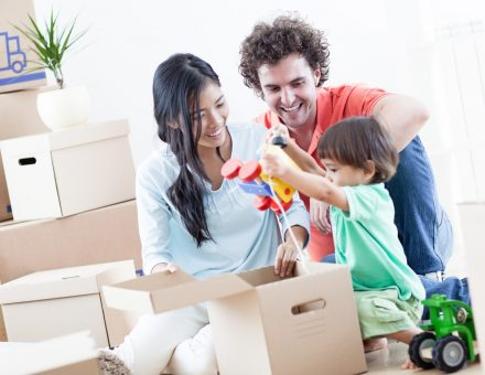 The Family-Friendly Move A Guide for Parents
