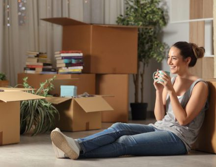 how to move on by moving out