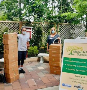 Seacure Moving food drive delivery